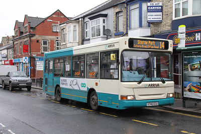 Arriva North East