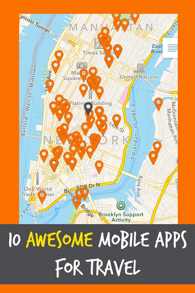 10 Best Apps For Travel