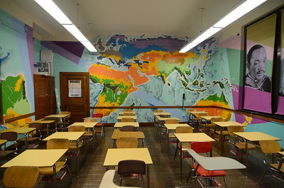 Holmes newest classrooms