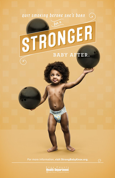 Strong Babies - Bowling Ball Juggling Ad