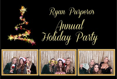 Ryan Purpero's Annual Holiday Party