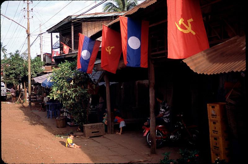 Laotian communists