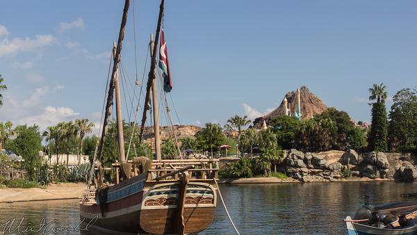 Disneyland Resort, Tokyo Disneyland, Tokyo Disney Sea, Tokyo Disney Resort, Tokyo DisneySea, Tokyo, Disney, Arabian Coast, Mermaid Lagoon, Mount Prometheus