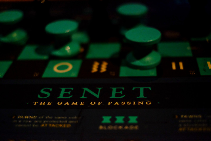 Game of SENET