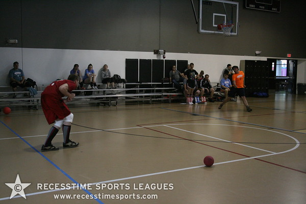 Draft League Summer Dodgeball