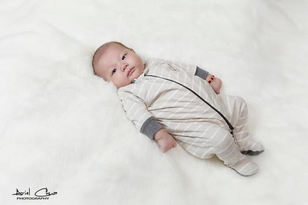 Baby Liam | Studio Photoshoot
