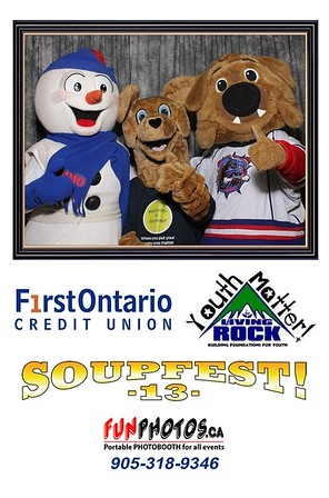 February 24, 2015 Soupfest First Ontario & Living Rock
