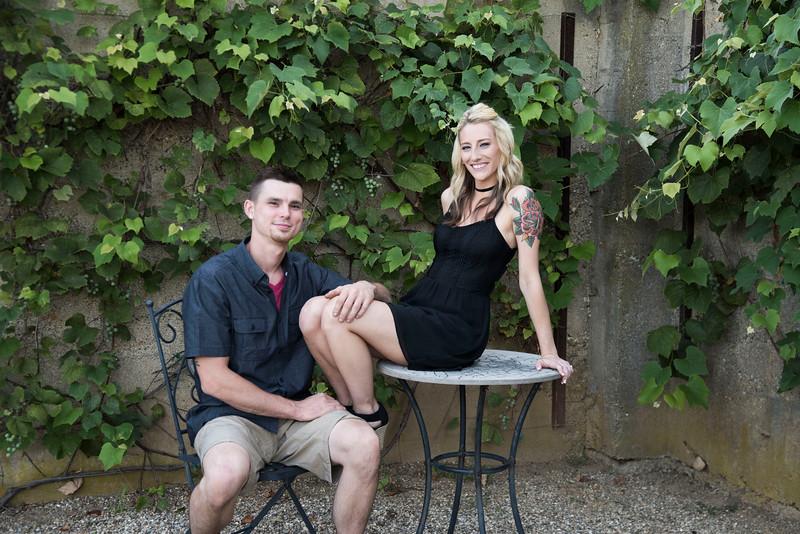 Katie & Jake Engaged 2016