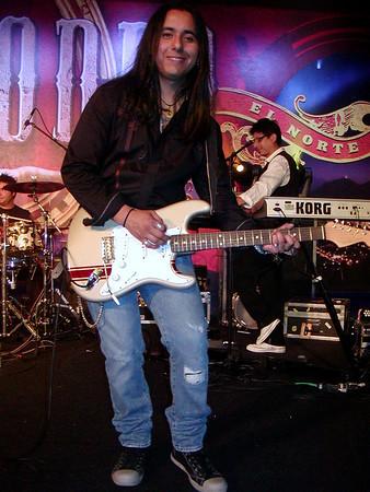 La mafia at El Rodeo Disco in Houston 7-24-2009
