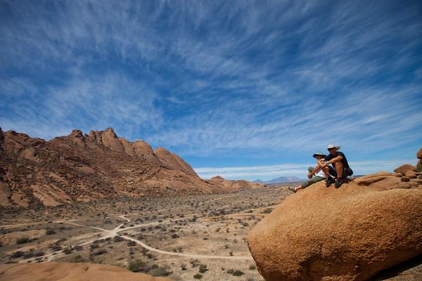 MTB-Spitzkoppe, Namibia