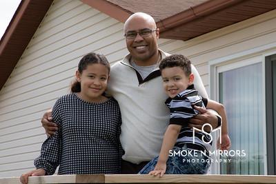 Booker Walton Family
