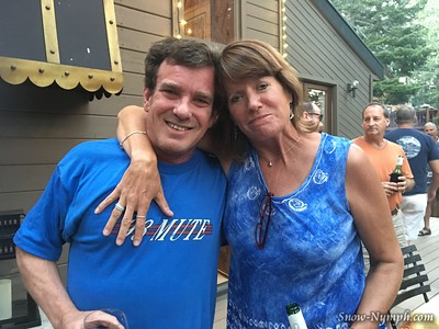 2016-07-30  Farewell to Mike and Shelly