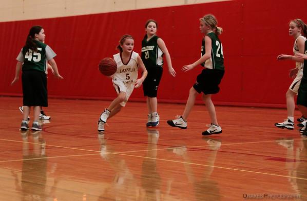 Cougars 5A Girls Basketball 2012