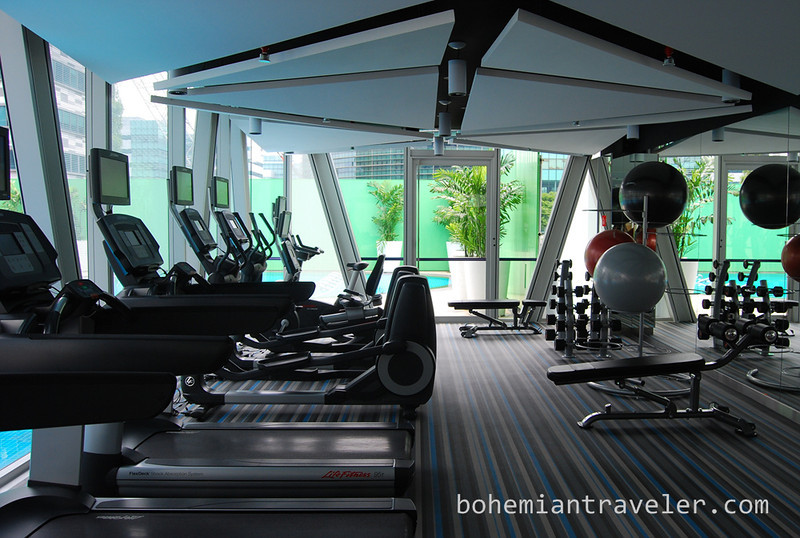 Gym at Capri by Fraser in Singapore.jpg