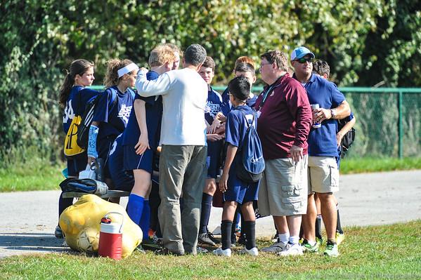 ASCS - 2016 : Soccer v St. Edmond #2