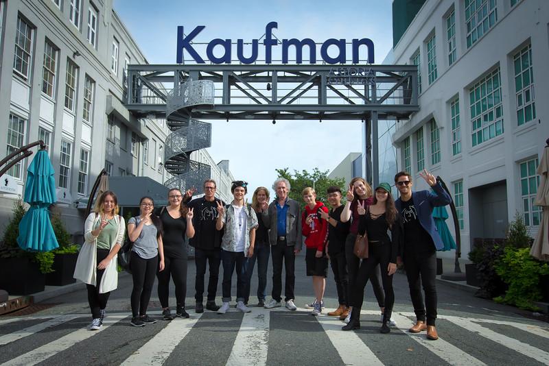 2016_09_20, Astoria, Kaufman, NY, StudentSession, Brian Rothschild, Bob Gruen, Matthew Reich