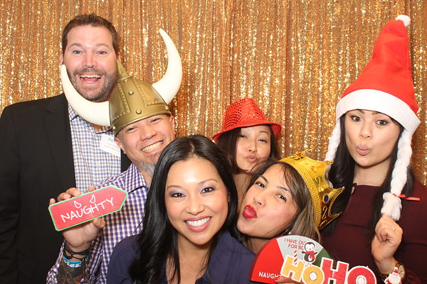 Anthem's Holiday Party 2017