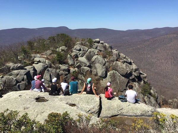 Old Rag Mountain Hike