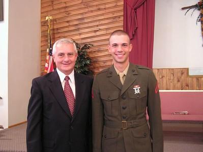 Dan - USMC!