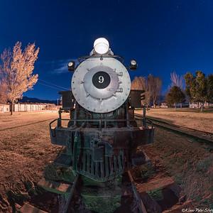 8- Laws Railroad Museum