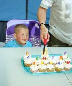 Brandon - 4th Birthday Party