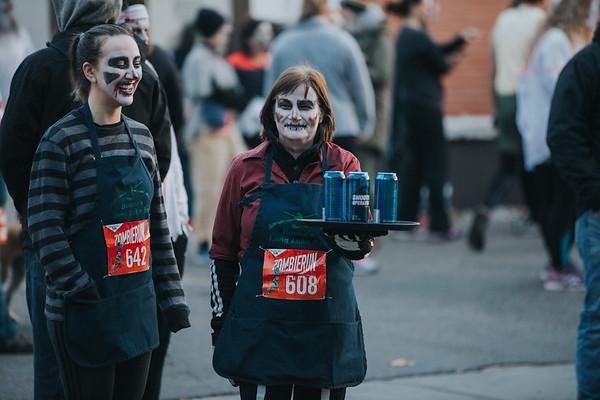 zombie run 2018