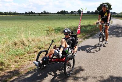 Sterke Peer triatlon 2018 - Trio triatlon
