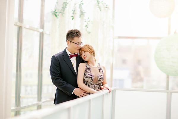 二鹿京華婚宴會館| 歸寧之喜 | My Darling 寵愛妳的婚紗