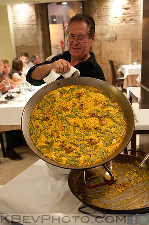 Food and Markets of Spain (Jul 11)