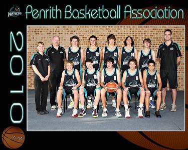 Penrith Team Photos 2010