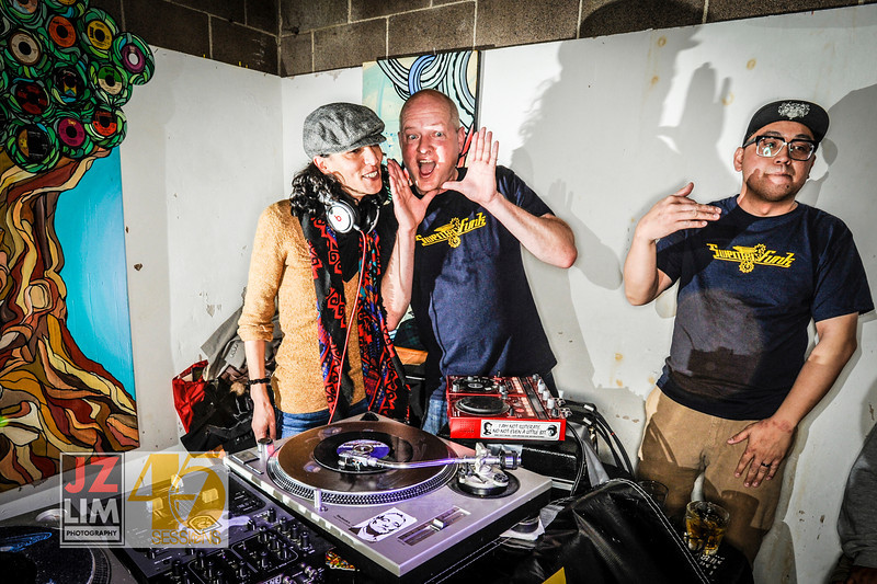 The 45 Sessions Annual Love Jams Edition
