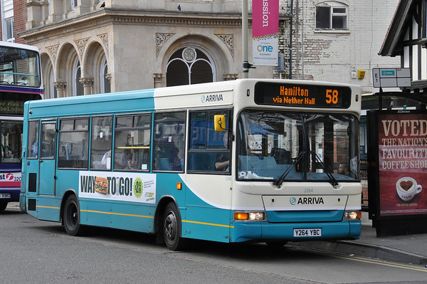 24-03-11 Leicester Buses