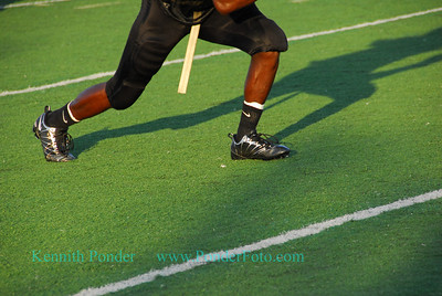 Galena Park High School Football 09-18-09