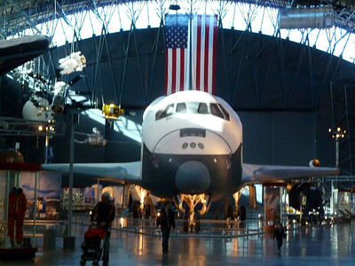 Smithsonian Air & Space Museum, Washington DC, December 2010