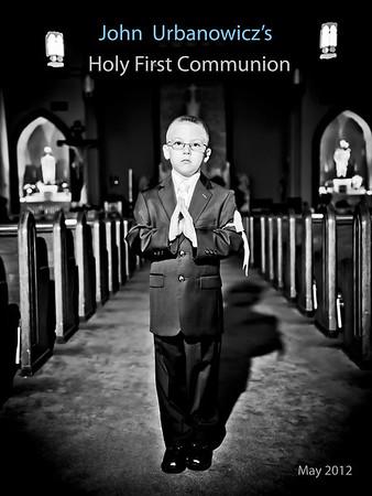 2012-05_14 John Urbanowicz Communion Proof Album