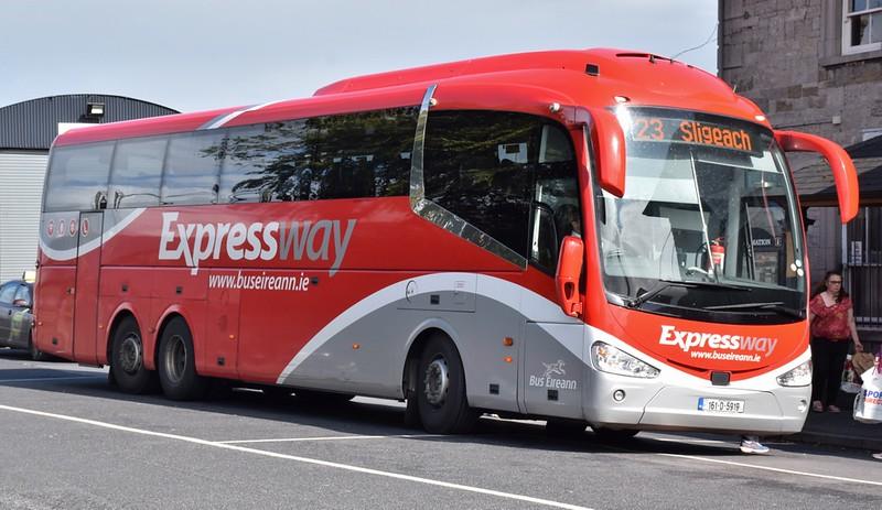 SE51 Longford 17 August 2019