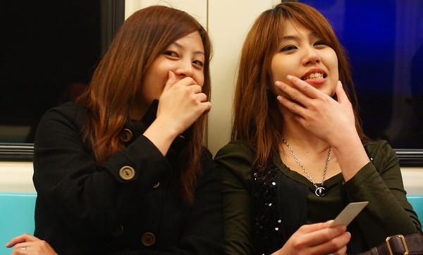 Smiles of Taiwan