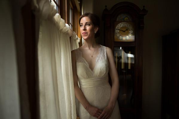 Andrew and Erica Wedding - Couple