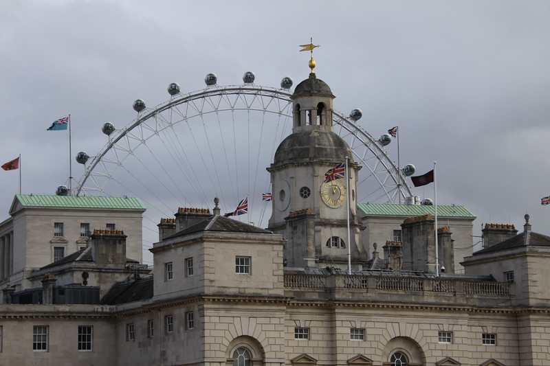 Eye of London (big ferris wheel)