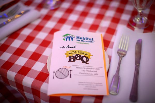Habitat BBQ