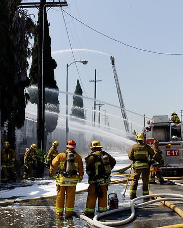 Long Beach Incident (LAFD)