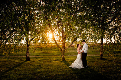 Married: David & Jennifer