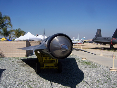 Lockheed D-21 March Air Museum