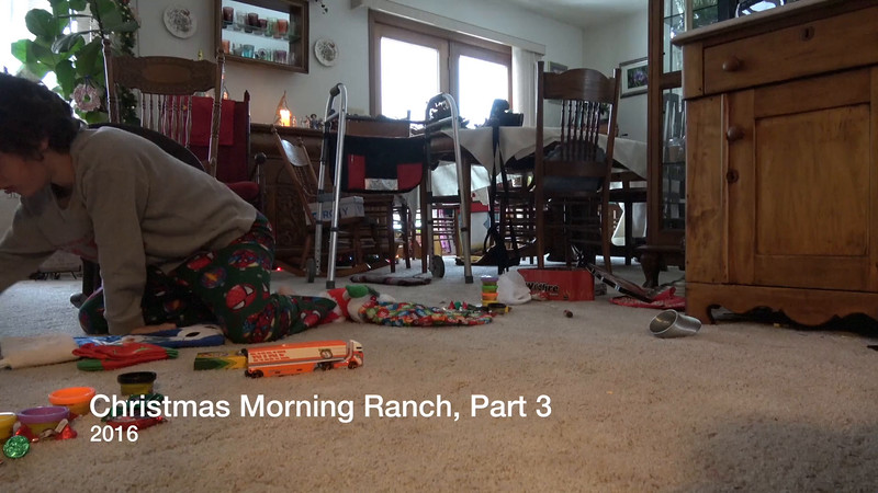 Christmas Morning, Part 3 2016