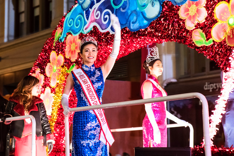 Chinese New Year Parade 2018