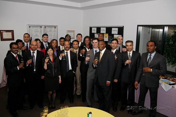 NJIT MBA Class Toast 2011