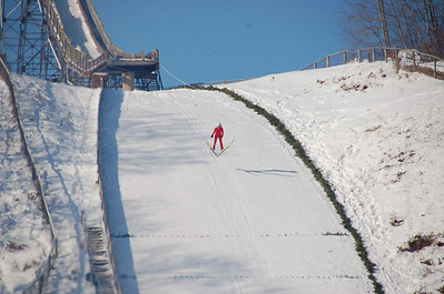 Silvermine - 125th Anniversary Ski Jumping Tournament:  January 22, 2011
