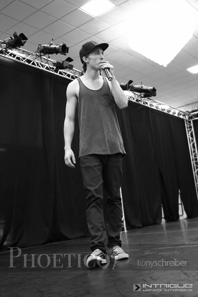 Saturday - Advanced - Hip Hop - Jonathan