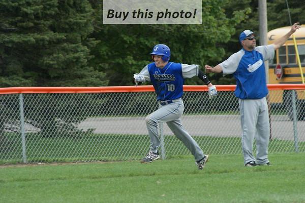 BBE Jaguar baseball vs. HLWW 5-15
