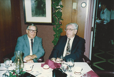 Caroline & Chris Chapman 12/1991